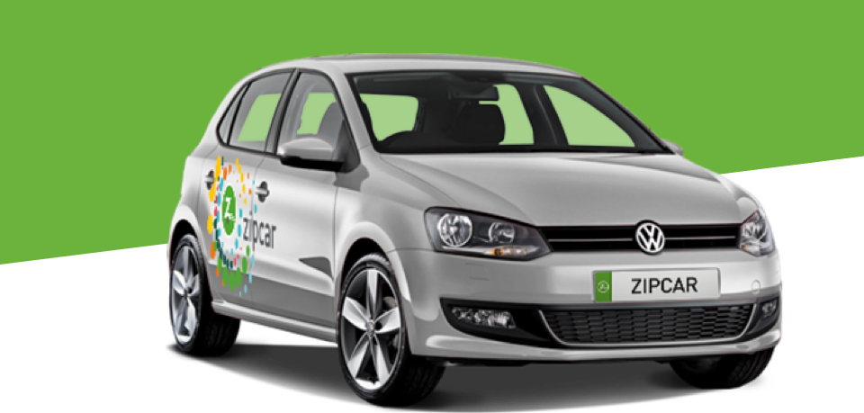 Silver Zipcar profile